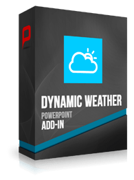Dynamic Weather for PowerPoint